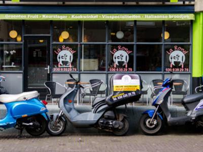 Winkelcentrum Het rond in Houten